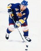 Doug Evans IHL  Peoria Rivermen 8x10 Photo