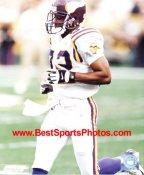 David Palmer Minnesota Vikings 8X10 Photo