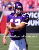 Shaun Hill Minnesota Vikings 8X10 Photo