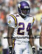 Willie Offord Minnesota Vikings 8X10 Photo