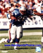 Curtis Martin New England Patriots 8X10 Photo
