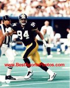 Chad Brown Pittsburgh Steelers LIMITED STOCK 8x10 Photo
