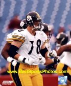 Kris Conrad Pittsburgh Steelers 8x10 Photo