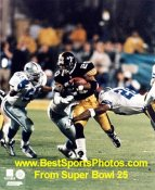 Eric Pegram LIMITED STOCK Pittsburgh Steelers 8x10 Photo
