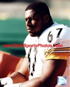 Jamaine Stevens Pittsburgh Steelers 8x10 Photo