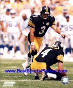 Kris Brown LIMITED STOCK Pittsburgh Steelers 8x10 Photo