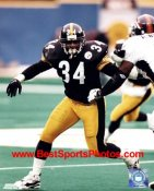 "Tim Lester ""The Bus Driver"" Steelers 8x10 Photo  LIMITED STOCK -"