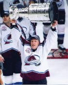 Dave Reid 2001 Stanley Cup 8x10 Photos