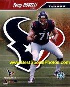 Tony Boselli Houston Texans 8X10 Photo