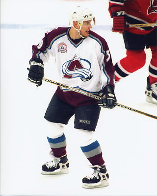 Ville Niemenen 2001 Stanley Cup 8x10 Photos