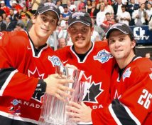 Vincent Lecavalier Brad Richards Martin St. Louis 2004 World Cup Team Canada 8x10 Photo  LIMITED STOCK -