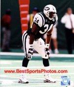 Bernie Parmalee New York Jets 8X10 Photo