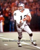 Ken Stabler Oakland Raiders 8X10 Photo