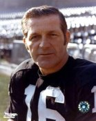 George Blanda Oakland Raiders 8X10 Photo