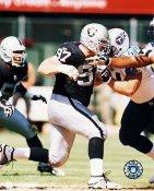 John Parrella Oakland Raiders 8X10 Photo