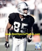 Terry Mickens Oakland Raiders 8X10 Photo
