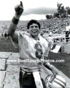 Steve Young Brigham Young 8X10 Photo