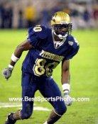 Antonio Bryant Pittsburgh Panthers 8X10 Photo