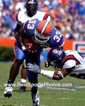 Ran Carthon Florida Gators 8X10 Photo