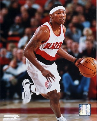 Eric Barkley Portland Trail Blazers 8X10 Photo LIMITED STOCK