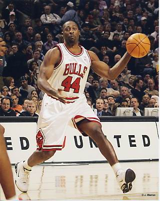 Adrian Griffith Chicago Bulls 8X10 Photo LIMITED STOCK