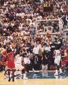 Michael Jordan Last Shot 8X10 Glossy Card Stock LIMITED STOCK  -
