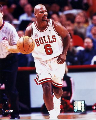 Travis Best Chicago Bulls 8X10 Photo LIMITED STOCK