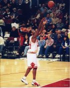 Trenton Hassell Chicago Bulls 8X10 Photo LIMITED STOCK