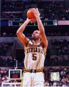 Ron Mercer Indiana Pacers 8x10 Photo LIMITED STOCK