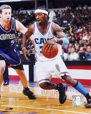 Ricky Davis Cleveland Cavaliers 8X10 Photo
