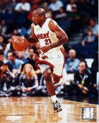 Vashon Lenard Miami Heat 8X10 Photo LIMITED STOCK