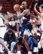 Danny Manning Utah Jazz 8X10 Photo LIMITED STOCK