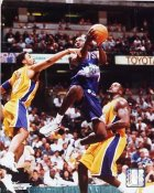 Olden Polynice Utah Jazz 8X10 Photo