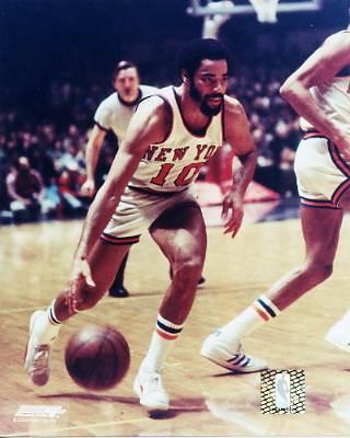 Walt Frazier New York Knicks 8X10 Photo LIMITED STOCK