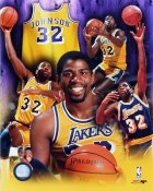 Magic Johnson Legends Lakers 8x10 Photo LIMITED STOCK