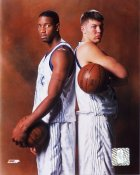 Miller and McGrady Orlando Magic 8X10 Photo LIMITED STOCK