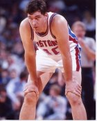 Bill Laimbeer Detriot Pistons 8X10 Photo LIMITED STOCK