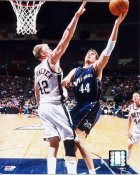 Christain Laettner Washington Wizards 8X10 Photo LIMITED STOCK