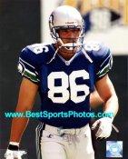 Christian Fauria Seattle Seahawks 8X10 Photo
