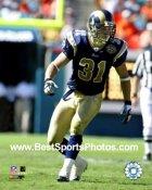 Adam Archuletta St. Louis Rams 8X10 Photo