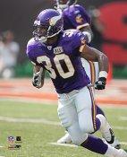 Mewelde Moore Minnesota Vikings 8X10