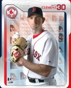 Matt Clement Red Sox Studio 8x10 Photo