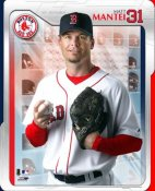 Matt Mantei Red Sox Studio 8x10 Photo