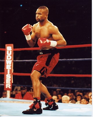 Roy Jones Jr.  Boxing 8x10 Photo