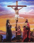 Crucifixion 8x10 Photo