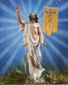 Risen Christ 8x10 Photo