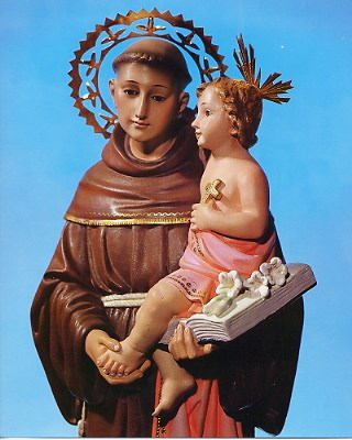 St. Anthony 8x10 Photo