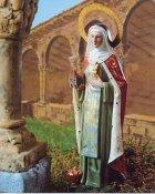 St. Hedwig Princess of Poland 8x10 Photo