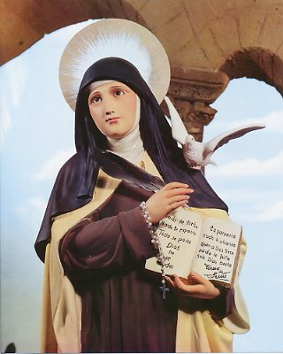 St. Theresa of Avila 8x10 Photo