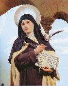 St. Theresa of Avila 8x10 Photo